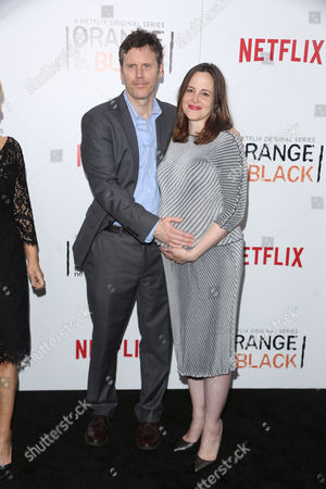 Stock Image of Will Eno and Maria Dizzia