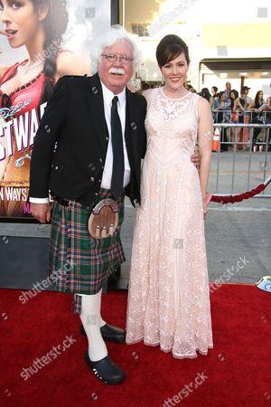 Ronald MacFarlane and Rachael MacFarlane