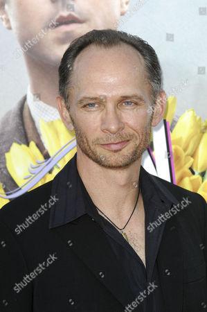 Stock Photo of Brett Rickaby