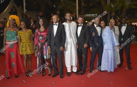 Fatoumata Diawara, Kettly Noel, Toulou Kiki, Abderrahmane Sissako, Ibrahim Ahmed Dit Pino, Abel Jafri, Hichem Yacoubi, Pino Desperado