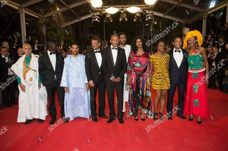 Editorial picture of 'Timbuktu' film premiere, 67th Cannes Film Festival, France - 15 May 2014
