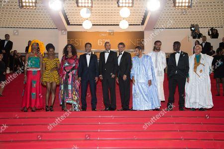 Fatoumata Diawara, Kettly Noel, Toulou Kiki, Hichem Yacoubi, Abderrahmane Sissako, Abel Jafri, Pino Desperado, Ibrahim Ahmed