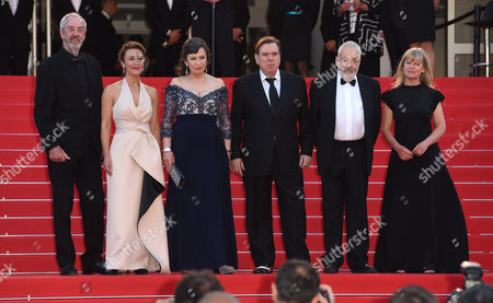 Editorial image of 'Mr. Turner' film premiere, 67th Cannes Film Festival, France - 15 May 2014