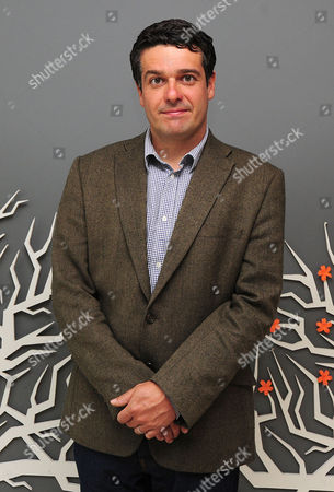 Stock Photo of Ben Gregor 39 From Berkhamsted Is The Director Of 'all Stars' Wrote A Letter To The Daily Mail About The Review For His Film. He States How Hard It Is For British Films To Compete With Hollywood.  UK  2013.