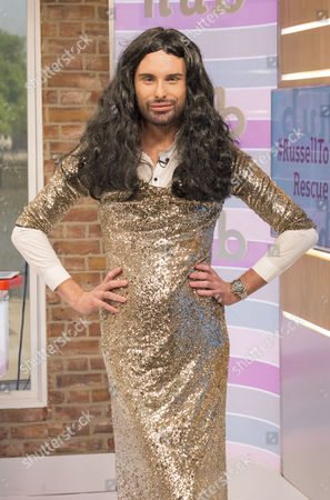 Stock Picture of Rylan Clark