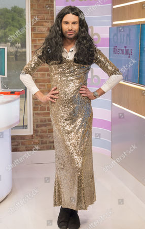 Editorial photo of 'This Morning' TV Programme, London, Britain - 16 May 2014