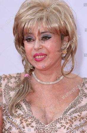 Stock Image of Sally Farmiloe
