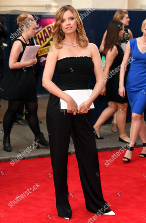 Editorial image of Arqiva British Academy Television Awards, arrivals, Theatre Royal, London, Britain - 18 May 2014