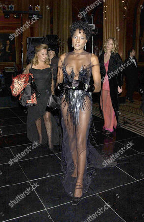 Editorial photo of CHINESE NEW YEAR PARTY HOSTED BY ANDY WONG AND WIFE PATTI AT THE REFORM CLUB, LONDON, BRITAIN - 26 JAN 2002