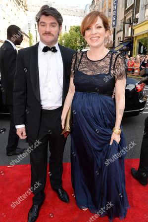 Harry Peacock and Katherine Parkinson