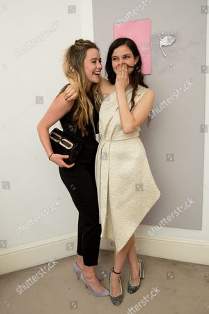 Stock Picture of Maddison Brudenell and Evangeline Ling