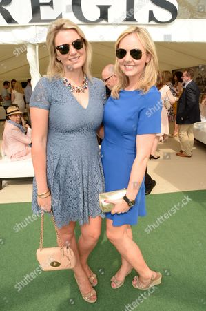 Editorial picture of St Regis International Polo Cup, Cowdray Park, Midhurst, Sussex, Britain - 17 May 2014