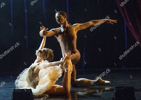 Eric Underwood and Melissa Hamilton