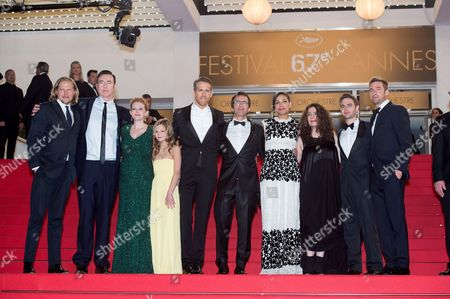 Kevin Durand, Mireille Enos, Ryan Reynolds, Atom Egoyan, Rosario Dawson, Arsinee Khanjian, Scott Speedman