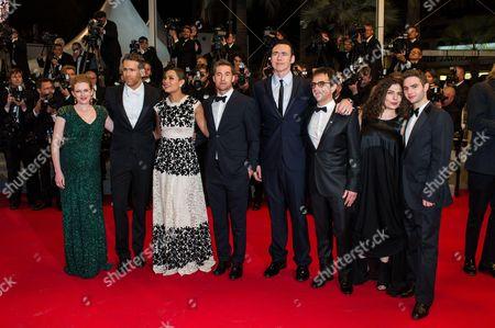 Mireille Enos, Ryan Reynolds, Rosario Dawson, Scott Speedman, Kevin Durand, Atom Egoyan, Arsinee Khanjian and guest