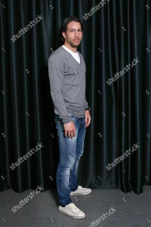 Stock Picture of Maxwell Cabelino Andrade