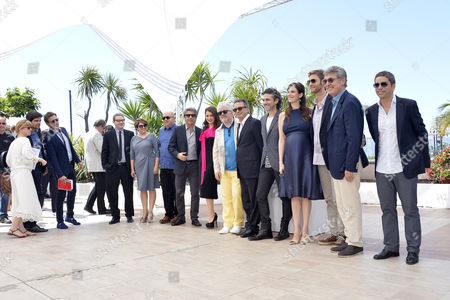 Editorial photo of 'Relatos Salvajes' film photocall, 67th Cannes Film Festival, France - 17 May 2014