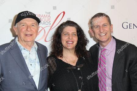 Terrence McNally, Sheryl Kaller and Tom Kirdahy
