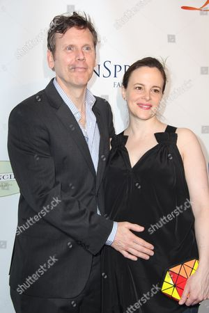 Stock Picture of Will Eno and Maria Dizzia