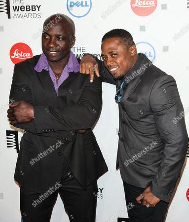 Winston Watt and Marvin Dixon