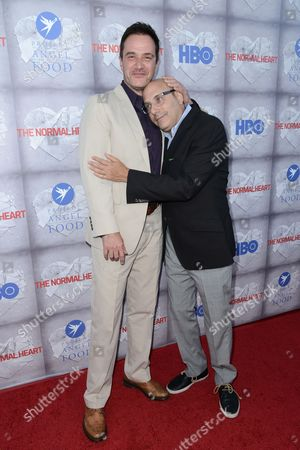 Tim Dekay and Willie Garson