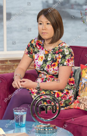 Editorial picture of 'This Morning' TV Programme, London, Britain - 20 May 2014
