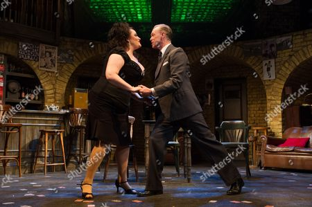 'Fings Ain't Wot they Used T'be' - Suzie Chard and Gary Kemp