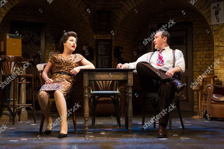 'Fings Ain't Wot they Used T'be' - Jessie Wallace and Mark Arden