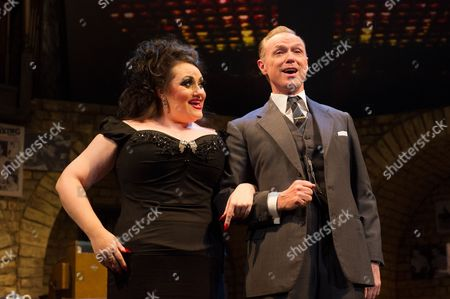 Stock Photo of 'Fings Ain't Wot they Used T'be' - Suzie Chard and Gary Kemp