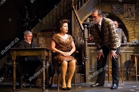 'Fings Ain't Wot they Used T'be' - Christopher Ryan, Jessie Wallace and Mark Arden