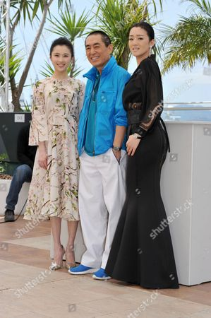 Huiwen Zhang, Zhang Yimou, Gong Li