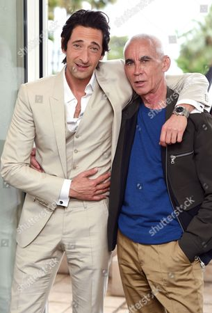 Adrien Brody and Lee Tamahori