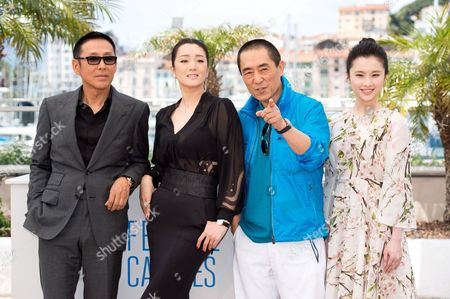 Editorial image of 'Coming Home' film photocall, 67th Cannes Film Festival, France - 20 May 2014