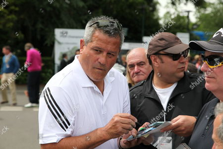 Stock Picture of Zinzan Brooke