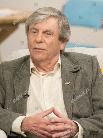 Stock Photo of Melvyn Hayes
