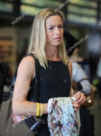 Kate McCann, mother of Madeleine