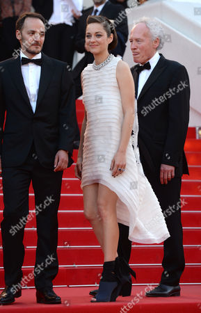 Editorial picture of 'Two Days, One Night' film premiere, 67th Cannes Film Festival, France - 20 May 2014