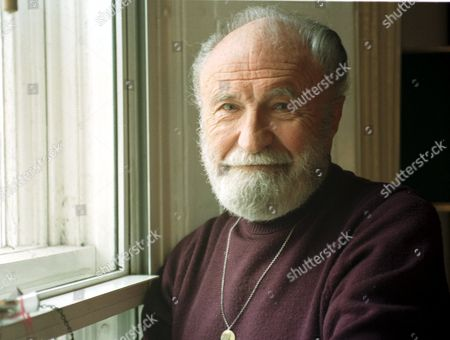 Editorial picture of BARRY MORSE AT HOME LONDON, BRITAIN - 03 MAY 2001