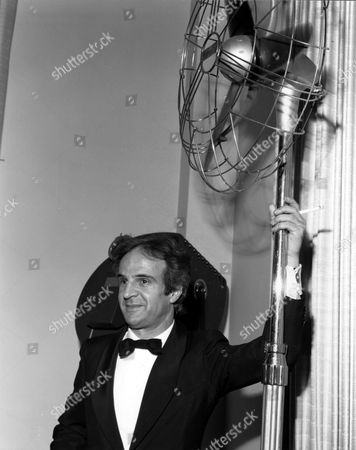 Francois Truffaut at the 'Close Encounters of the Third Kind' premiere