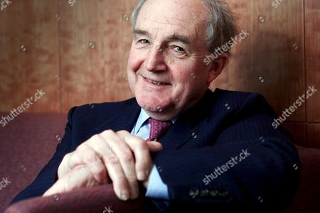 Editorial photo of VISCOUNT GEORGE YOUNGER, ROYAL BANK OF SCOTLAND, LONDON, BRITAIN - 07 FEB 2002