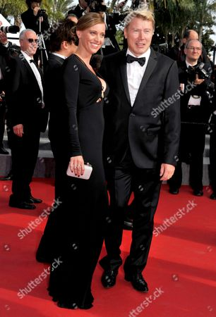 Editorial photo of 'The Search' film premiere, 67th Cannes Film Festival, France - 21 May 2014