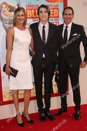 Editorial image of 'Blended' film premiere, Los Angeles, America - 21 May 2014