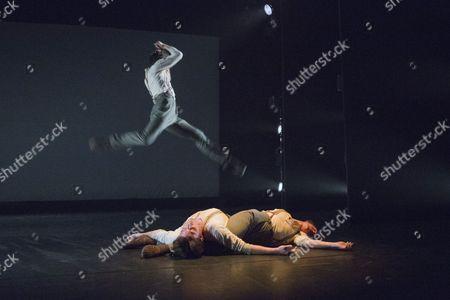 Editorial image of English National Ballet, Choreographics Performances at the Barbican, London, Britain - 21 May 2014