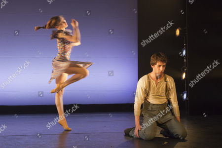 "Ksenia Ovsyanick and Guilherme Menezes. ""Ripple Effect"" by Makoto Nakamura"