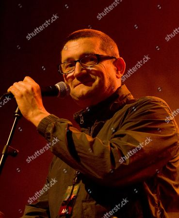 Editorial image of Paul Heaton and Jacqui Abbot in concert at the O2 ABC, Glasgow, Scotland, Britain - 21 May 2014