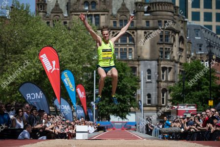 Editorial picture of Great City Games, Manchester, Britain - 17 May 2014