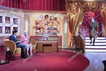 Editorial image of 'The Paul O'Grady Show' TV Programme, London, Britain - 22 May 2014