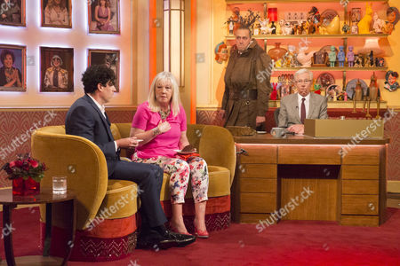 Editorial picture of 'The Paul O'Grady Show' TV Programme, London, Britain - 22 May 2014
