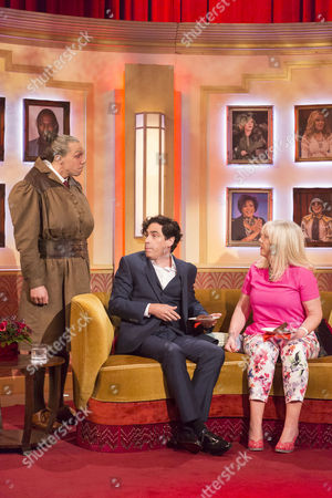 Editorial photo of 'The Paul O'Grady Show' TV Programme, London, Britain - 22 May 2014
