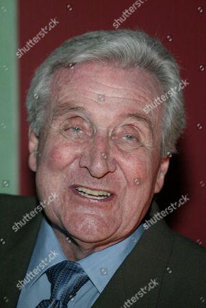 Editorial photo of PATRICK MACNEE'S 80TH BIRTHDAY, LOS ANGELES, AMERICA - 15 FEB 2002